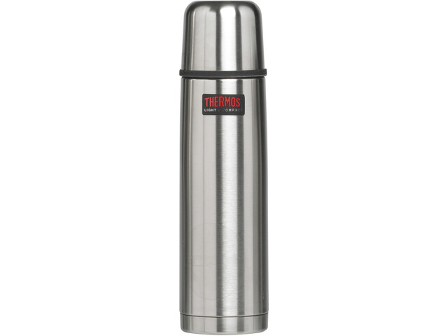 Thermos Light & Compact Bouteille isotherme 750ml, edelstahl